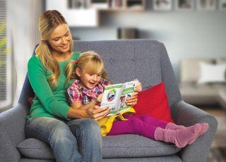 Zacznij ze swoim dzieckiem przygodę z czytaniem!