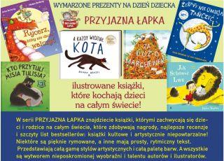 Nowości książkowe, które musi przeczytać z rodzicami każdy maluch!