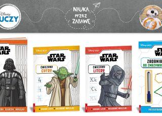 Książeczki Star Wars