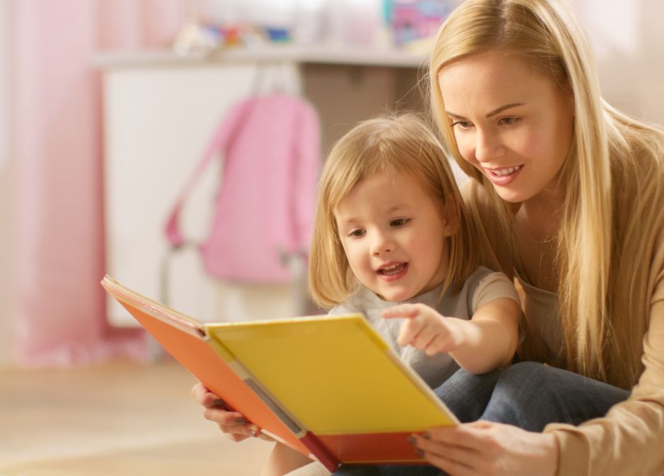 książka, czytanie dziecku, najpiękniejszy ogródek borsuka