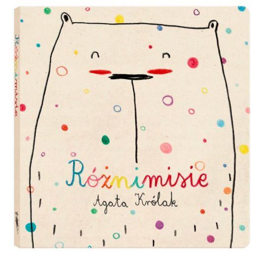 Książka dla 2-latka: Różnimisie
