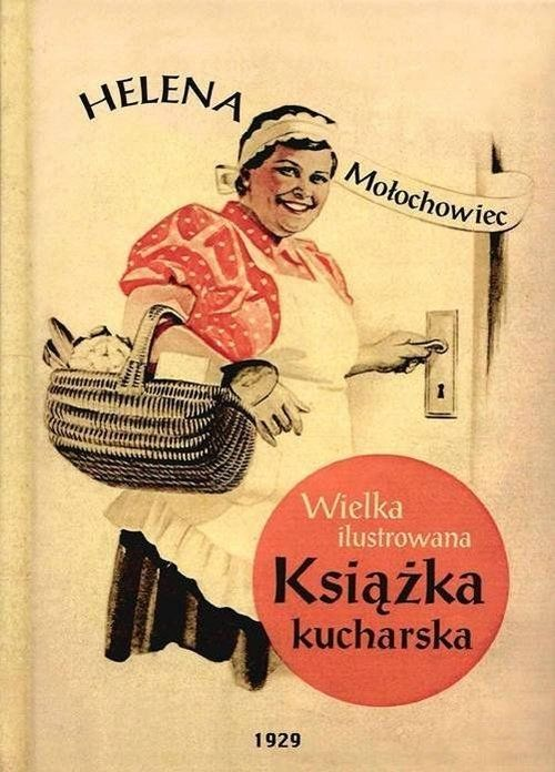 książka kucharska prezent dla babci