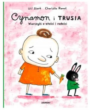 Książka Cynamon i Trusia