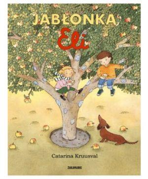 """Książka o emocjach """"Jabłonka Eli"""""""