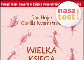 książka, wielka księga cipek,  Dan Höjer, Gunilla Kvarnström