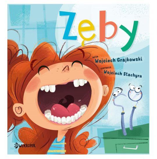 Książka dla 3-latka: Zęby
