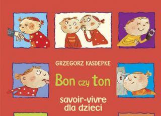 książki dla dzieci, audiobook dla dzieci, Savoir - vivre dla dzieci
