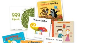 książki dla dzieci, książeczki dla niemowląt, książki dla dwulatka