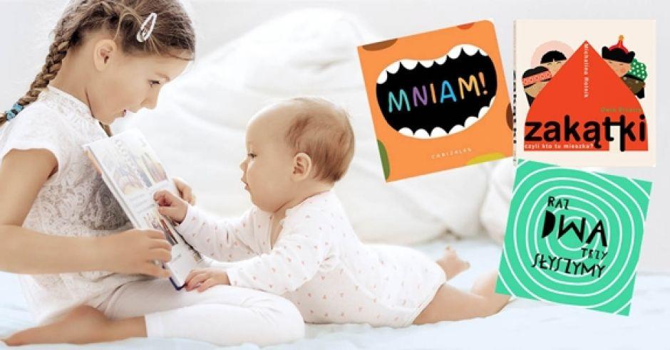 książki dla dzieci, książki dla niemowląt, książki dla roczniaka, czytanie dzieciom, książka na prezent, książki obrazkowe