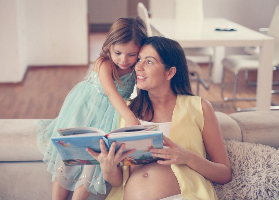 Książki dla starszego rodzeństwa o dzieciach w brzuchu