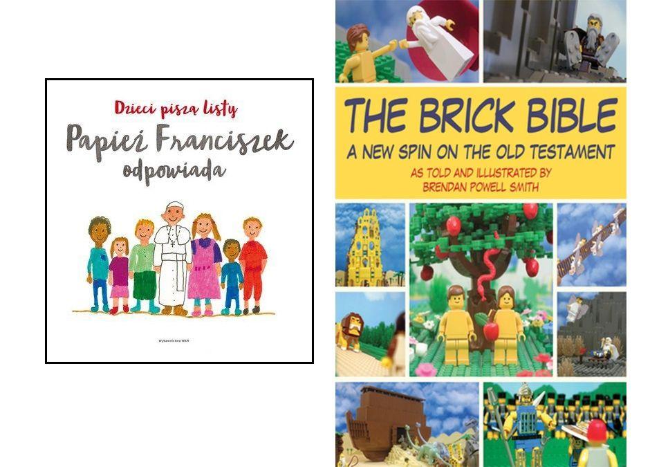 książki które warto podarować na komunię dziecku nie nudne i nie biblia