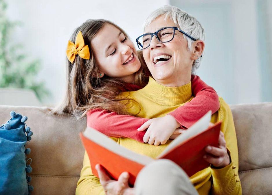 Książki o babci i dziadku