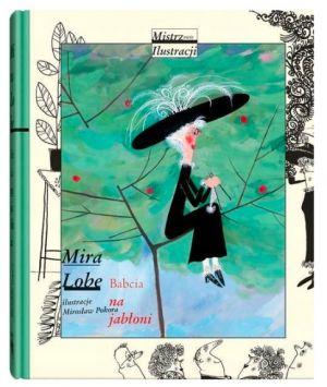 Książka o babci: Babcia na jabłoni