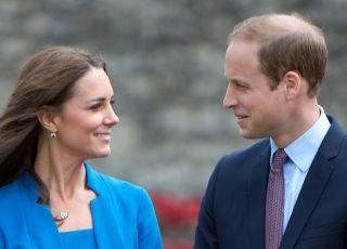 Księżna Kate oraz książe William - książęca para