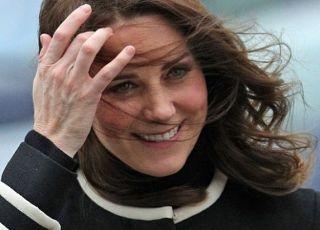 Księżna Kate wzięła udział w rajdzie w ciąży
