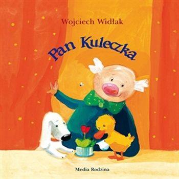książka, Pan Kuleczka