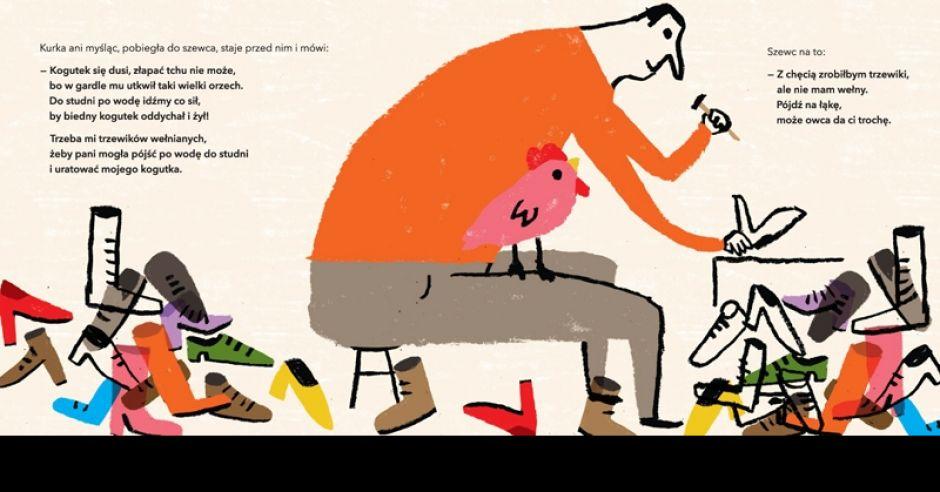 książki dla dzieci, książka od 4. roku życia