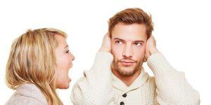 kłótnia, kobieta, mężczyzna, rodzice, awantura, krzyk
