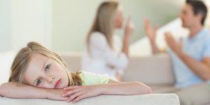 kłótnia, rodzice, dziecko, awantura, krzyk