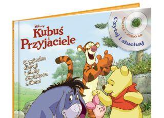 Kubuś i przyjaciele, bajki dla dzieci, książki dla dzieci