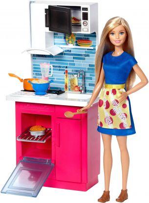 Kuchnia Barbie