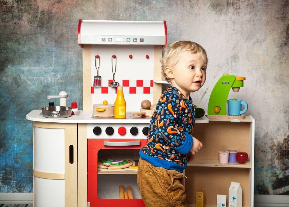 Kuchnia dla dziecka do zabawy