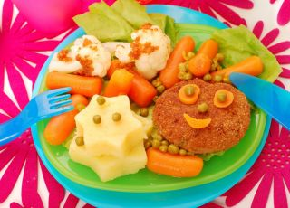 kuchnia dla dziecka, obiad