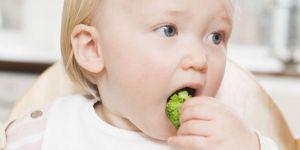 kuchnia dla malca, niemowlę, jeść, warzywa