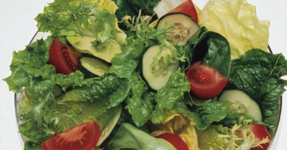 kuchnia, sałatka, warzywa