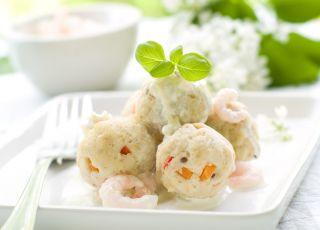kulki rybno-warzywne