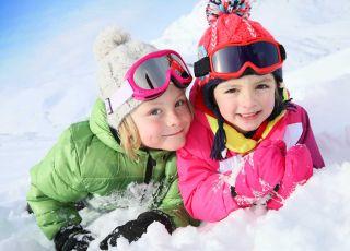 Kurtka narciarska dla dziecka