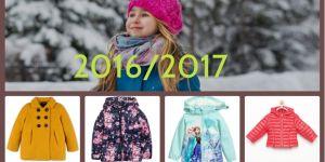 Kurtki i płaszczyki dla dziewczynki na jesień i zimę 2016/2017