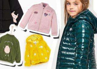 Potwory, futro i róż czyli najfajniejsze kurtki na jesień dla dziewczynek!