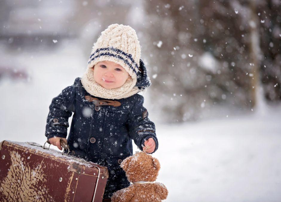 kurtki zimowe dla dzieci