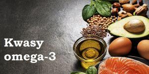 kwasy omega-3, jedzenie