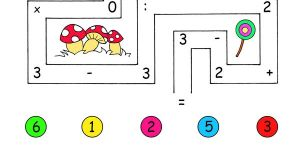 labirynt, gra dla dzieci, labirynt dla dzieci, labirynt matematyczny