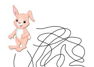 Labirynt zajaczek
