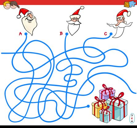 labirynty dla dzieci prezenty