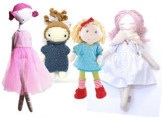 Miękkie lalki szmacianki – którą wybierzesz dla dziecka?