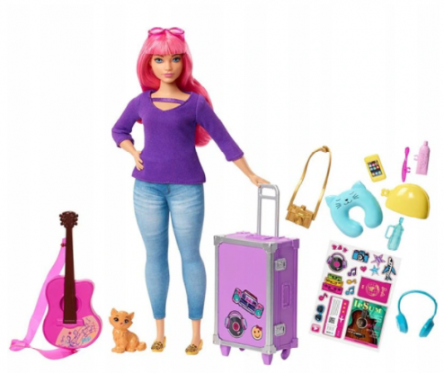 Lalka Barbie dla 5-latki