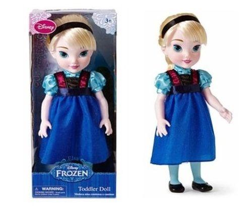 lalka Elsa dziecko