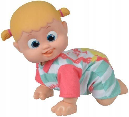 Lalka Bonny raczkująca