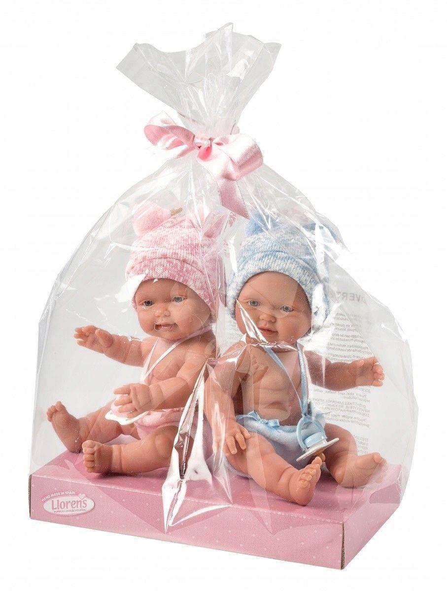 Lalki bliźniaki Llorens