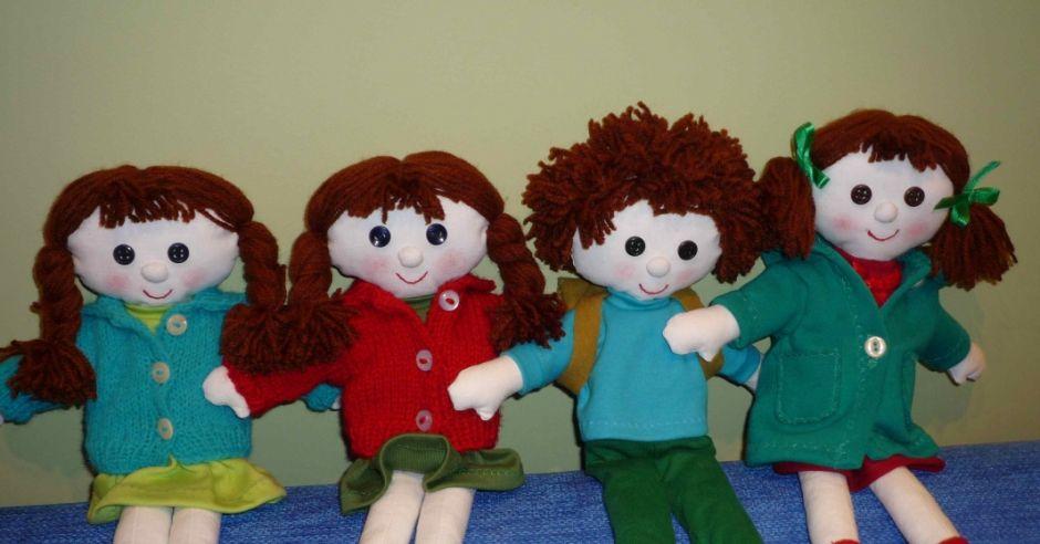 lalki dla Elizy