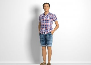 Lammily pierwszy Ken o wyglądzie prawdziwego nastolatka