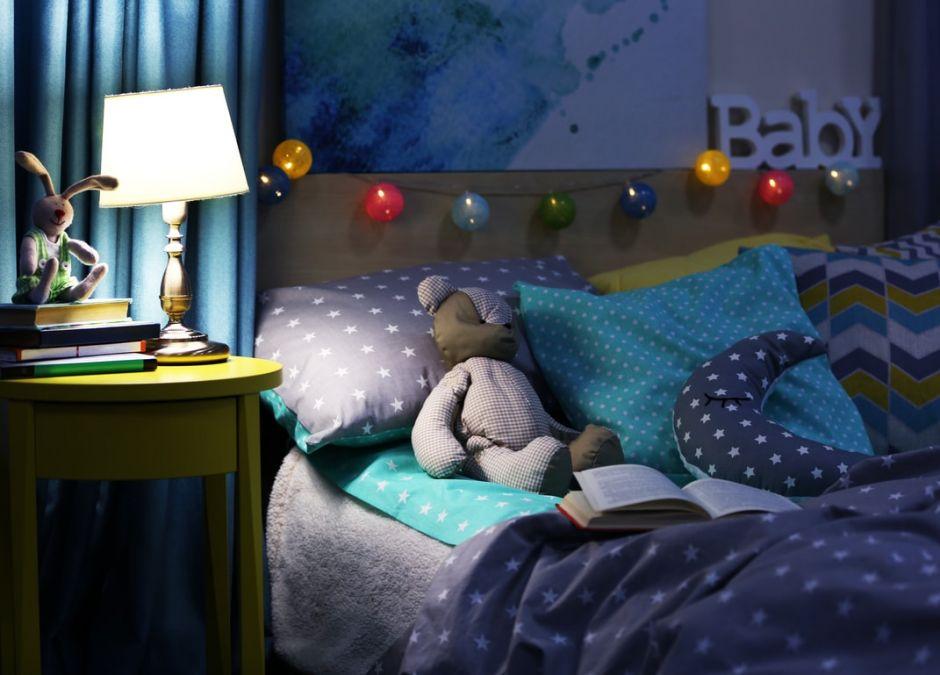 lampka nocna dla dzieci