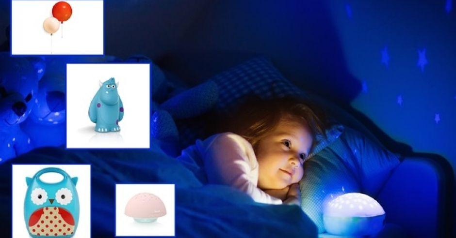 lampki do pokoju dziecka