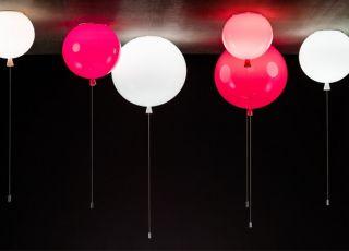 lampy, memory light, lampy balony, oświetlenie, lampy dla dzieci