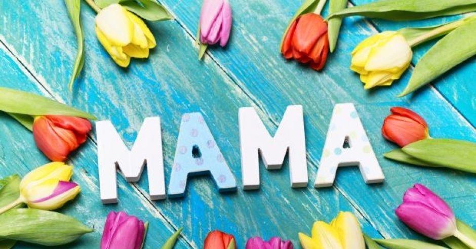 Картинки поздравление мама с днём рождения