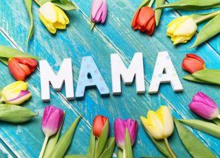 laurki i kartki na Dzień Matki